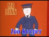 Mr Benn - Zoo Keeper