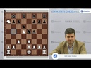Nepomniachtchi - Vidit, Tata Steel 2019 Svidlers Game of the Day