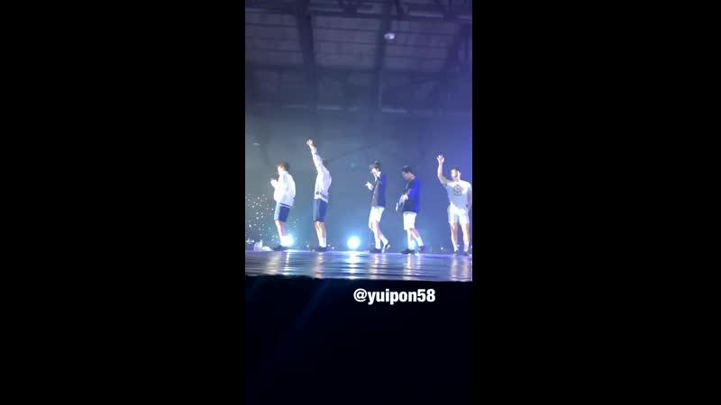 [VK][190601] MONSTA X fancam - I Do Love U (Jooheon focus) @ The 3rd World Tour We Are Here in Bangkok
