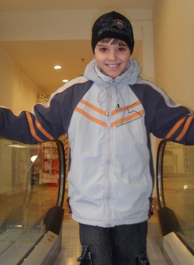 Никита Ивануц, 30 января , Махачкала, id170451355
