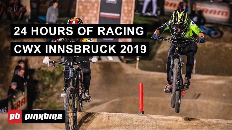 24 Hours of Racing at Crankworx Innsbruck 2019 w Anneke Beerten | Embedded EP6