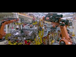Как создаются машины. Автомобильный завод БЕЛДЖИ (BELGEE) Geely Atlas Geely NL-3 Джили Атлас