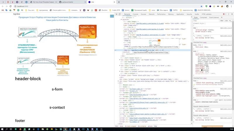 Оптимизация и работа с изображениями при помощи gulp pug