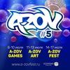 A-ZOV FEST | ФЕСТИВАЛЬ «А-ЗОВ»