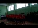Смотр строй песни юнармейцы Красные береты