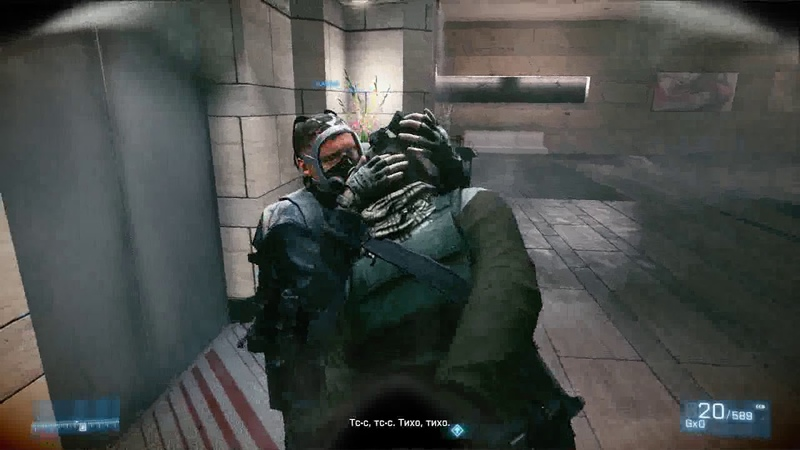 Battlefield 3 PC 2011 Миссия 6 Братья по оружию