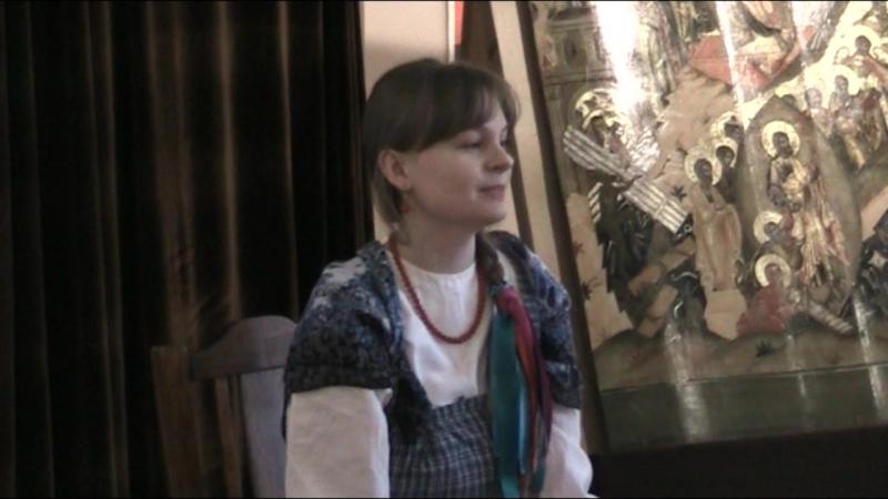 Анна Бойцова. Народная Пасха