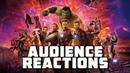 Avengers Infinity War SPOILERS Audience Reactions April 26, 2018