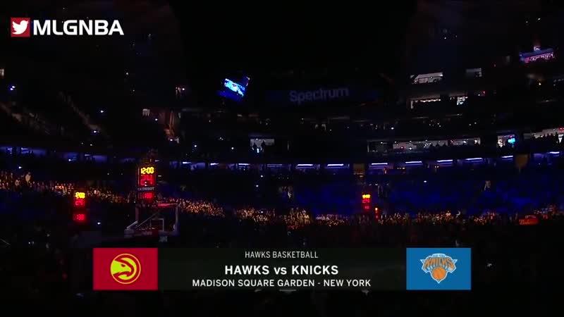 Atlanta Hawks vs New York Knicks Full Game Highlights ¦ 10.17.2018, NBA Season