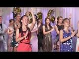 Красноград: выпускной - 2014