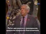 Анекдот от Юрия Никулина... Летят две ракеты...