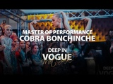 Cobra Bonchinche Master of Performance Deep in Vogue. Met Gala