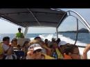 Экскурсия идём по чёрному морю к знаменитой горе Киселлева( там снимали фильм Бриллиантовая рука)👍