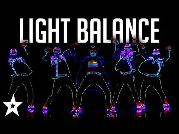Light Balance FINALIST | ALL Performances | Americas Got Talent 2017