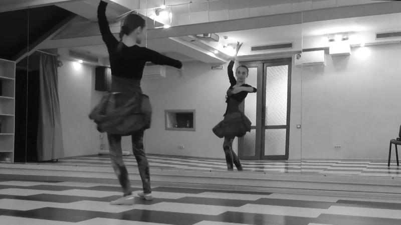 Танцы без остановки Почти...
