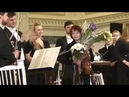 Soloist (violin) Daniel Bessonov, 11, Mendelssohn concerto