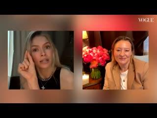 Вера Брежнева о секретах ухода, мотивации и воспитании дочерей