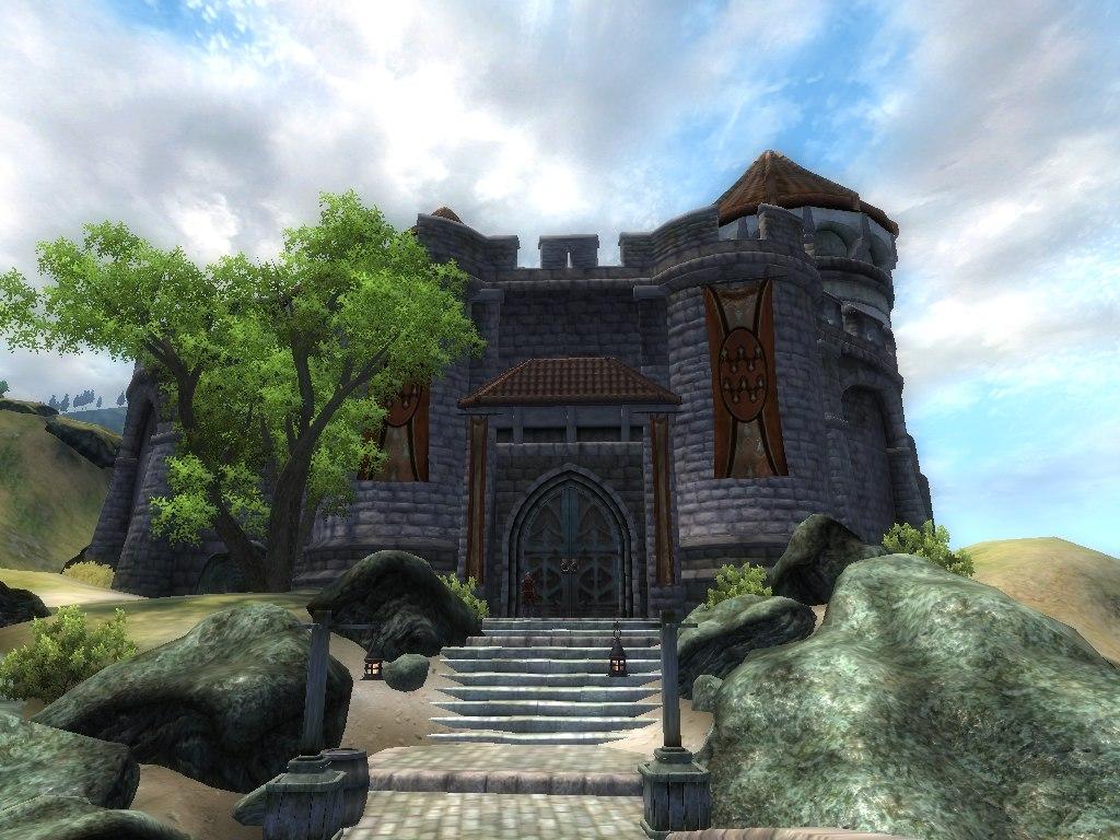 Замок Анвила
