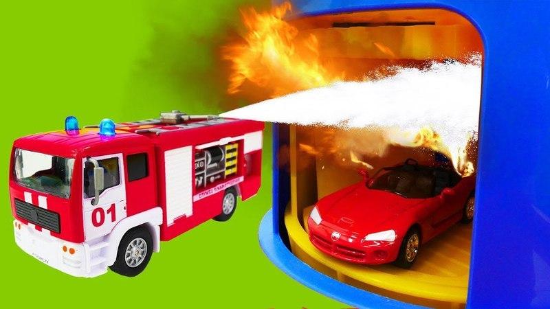 Yardımcı araçlar Yakıt kamyonu, kabrio, helikopter ve itfaiye.