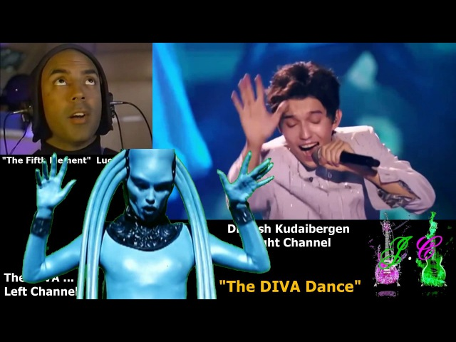 Fantastic DUO 8 / Димаш Кудайберген / The DIVA Dimash Kudaibergen in