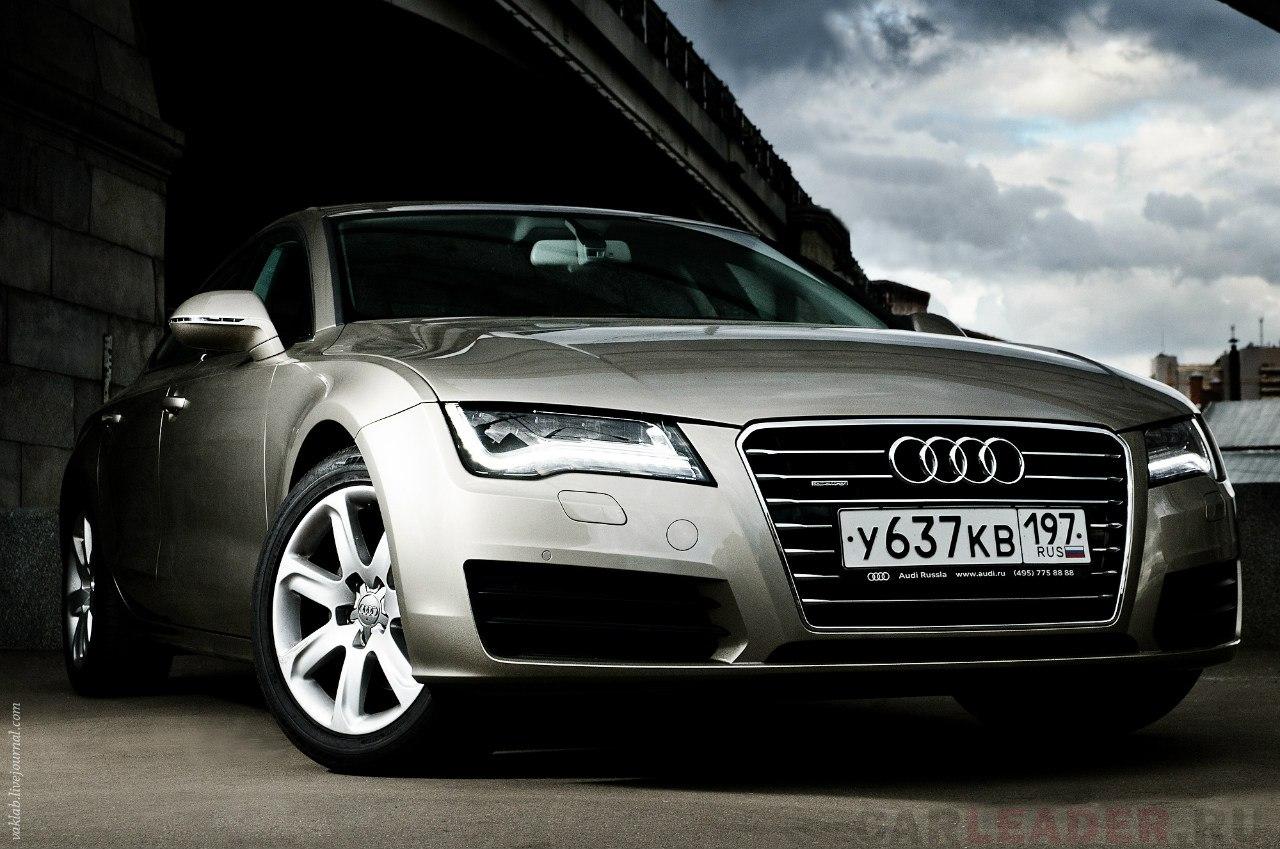 Audi A7 2.8 FSI s-tronic