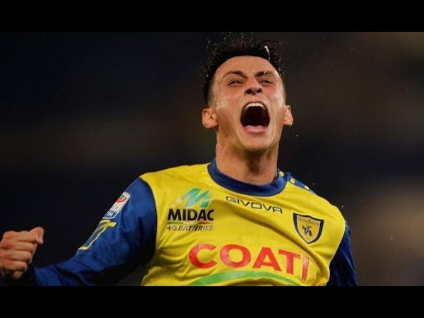 Roberto Inglese ● Chievo Verona ● All Goals 2017/18