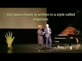 Владимир Титов. Презентация нового стиля в музыке