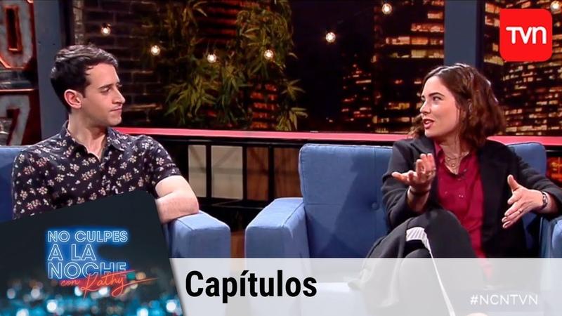Soledad Cruz y José Antonio Raffo en NCN   No culpes a la noche