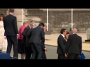 Петр Порошенко поддержал шатающегося на саммите НАТО Юнкера