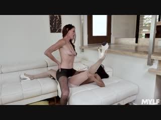 Adrian hush and sofie marie -  shopping spree pussy [milf, lesbian]
