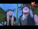 Зимовий анонс - Дракони: Вершники Берка / Dragons: Riders of Berk (2012) - на Qtv