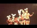 Санкт-Петербургский театр танца ИскушениеШоу под дождём .часть 2