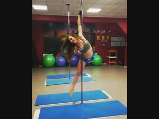 Pole dance! Каждый понедельник и среду! Ждём))