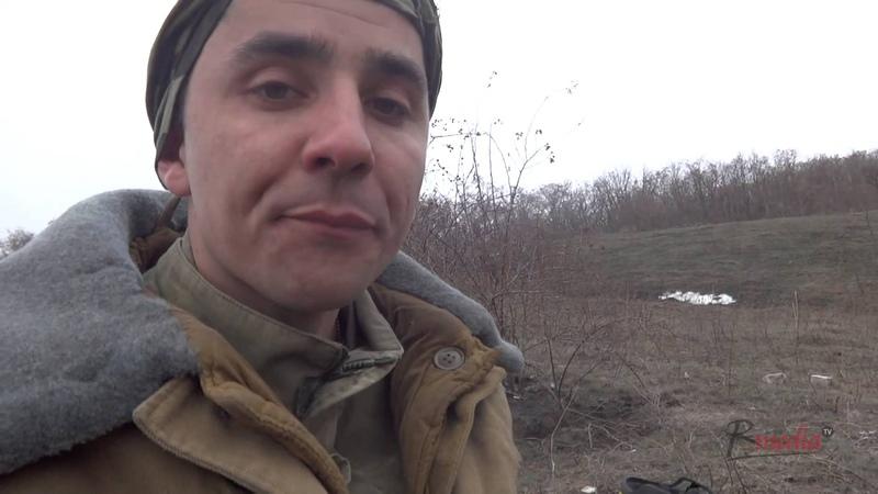 Батальон Айдар - передовая АТО (Battalion Aidar, War in Ukraine)