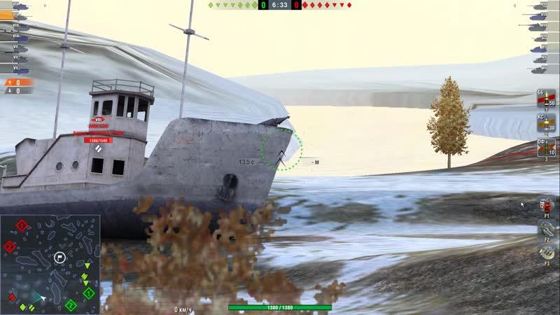 Т-34-3 1 выстрел ииии)