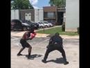 Братва vs. Полицейский. Разборки на улицах Америки.