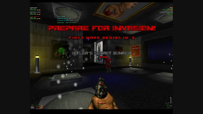 Complex Doom Invasion