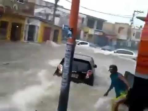 Dominican Rep Flood Beryl