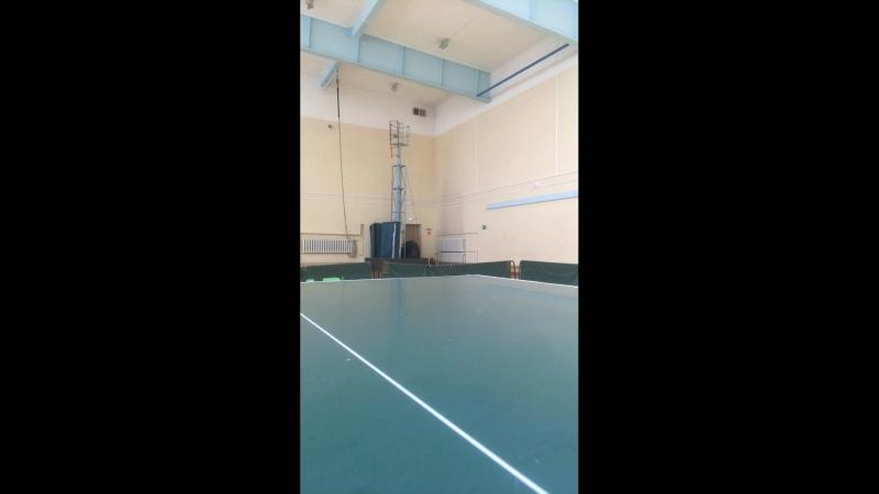 Новосибирская Академия Настольного Тенниса — Live