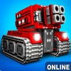 Blocky Cars Online —творческий мультиплеер-шутер