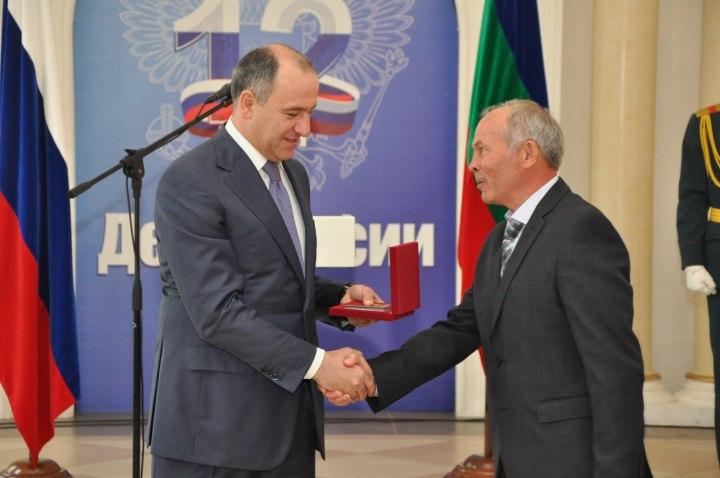 Житель Зеленчукского района стал «Заслуженным работником транспорта Карачаево-Черкесской Республики»