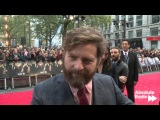 The Hangover 3: Zach Galifianakis says he'll miss playing Alan