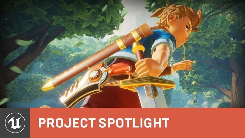 Cornfox Bros. Oceanhorn 2   Project Spotlight   Unreal Engine