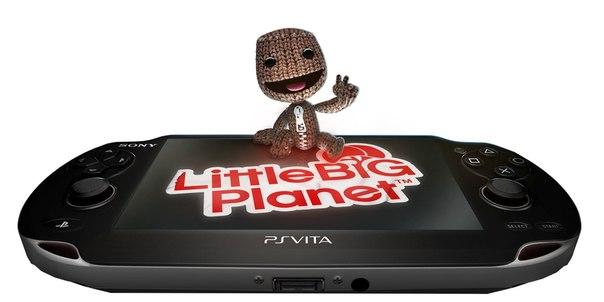 Разработчики LittleBigPlanet Vita работают над портом некой игры