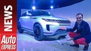 All-new Range Rover Evoque revealed - we explore the second generation SUV