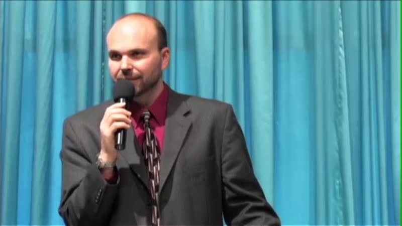 9. Обетование и закон. - Проповедь Виталия Олийника. 11.09.2013
