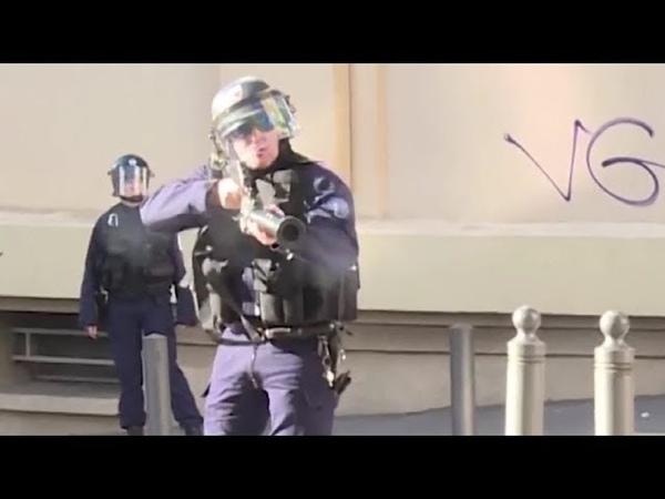 Acte 14 Castaner menace les Français