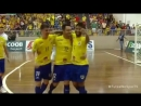 Товарищеский матч. Бразилия - Аргентина (4:4). Штрафной Фалкао