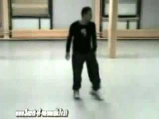 Майкл Джексон уроки танцев 1
