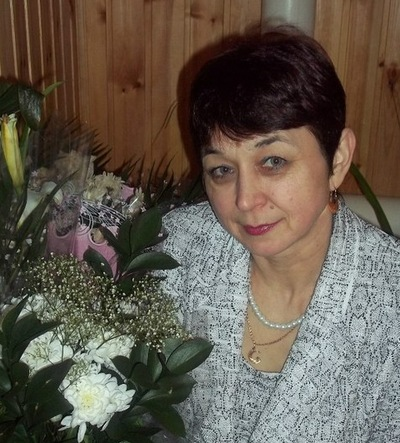 Гелсиня Камалова, 17 сентября 1964, Казань, id192008100